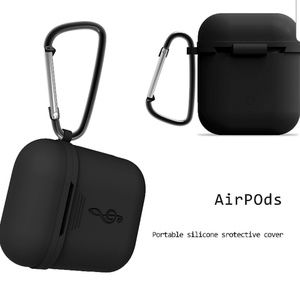 AirPods Case for Apple Silicone Protective Cover C